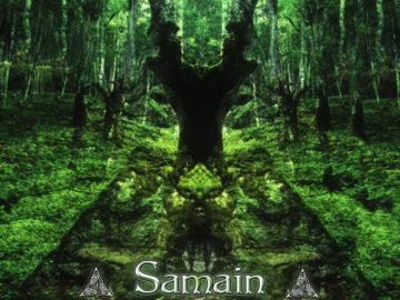 couverture album Samain